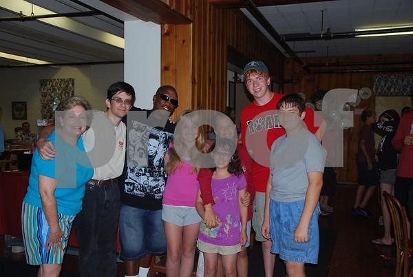Camp New Friends 2011